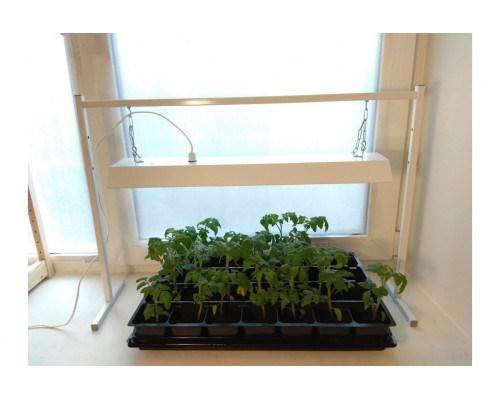 Фитосветильник Урожай Д-20 комфорт (белый спектр, на подвесе)