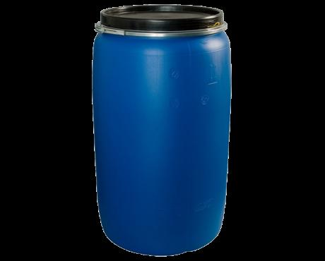 Бочка пластиковая 217 литров б/у